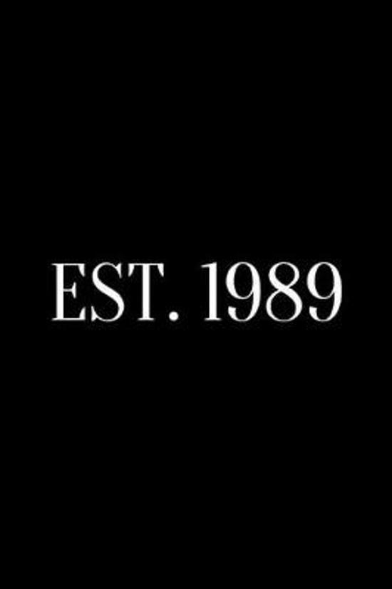 Est. 1989