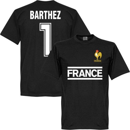 Frankrijk T Team shirtS Barthez Frankrijk shirtS Barthez T Team Barthez Frankrijk Jcl1FK