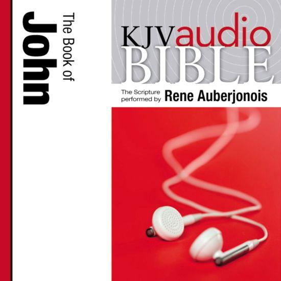 Pure Voice Audio Bible - King James Version, KJV: (30) John