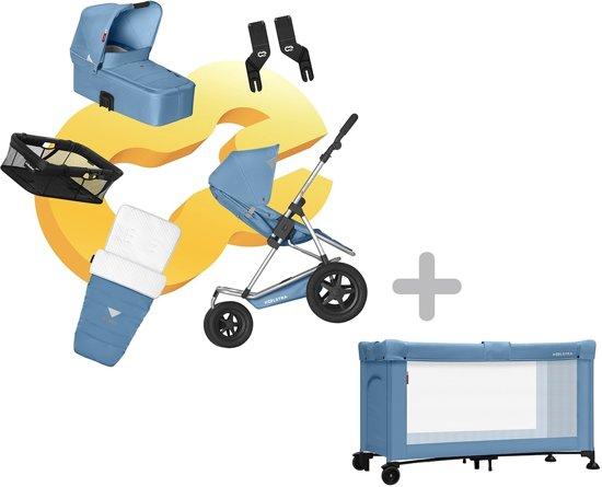 Koelstra Mambo Daily PACK - Kinderwagen Compleet -  Marine Blauw