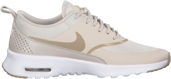 performance sportswear in stock professional sale Nike Air Max Thea Sneakers Dames - Beige - Maat 38.5