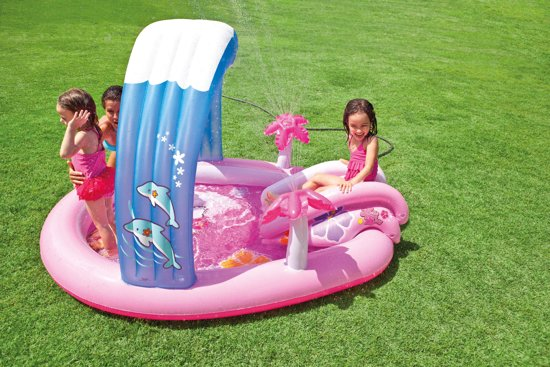 Intex Hello Kitty Play Center Zwembad