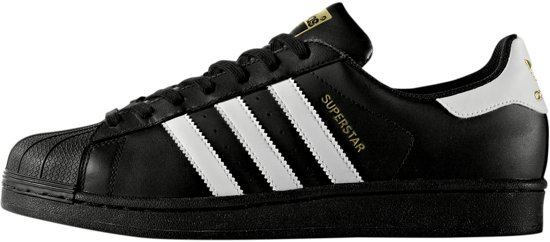 | adidas SUPERSTAR FOUNDATION B27140 Zwart maat 36 23