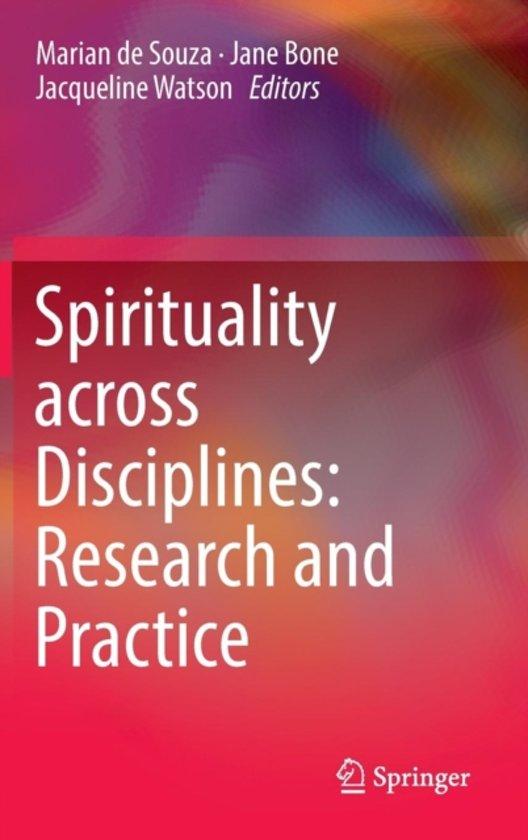 Spirituality across Disciplines