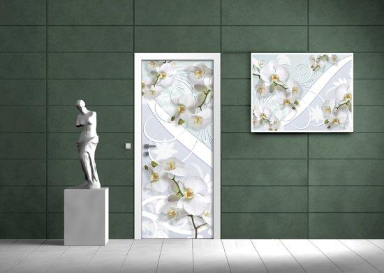 White Photomural, wallcovering