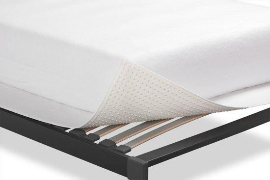 Beter Bed Select Beschermingspakket voor Matras - Molton en anti-slip Matrasonderlegger - 70 x 200cm