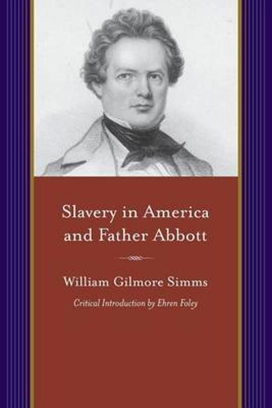 Slavery in America and Father Abbott