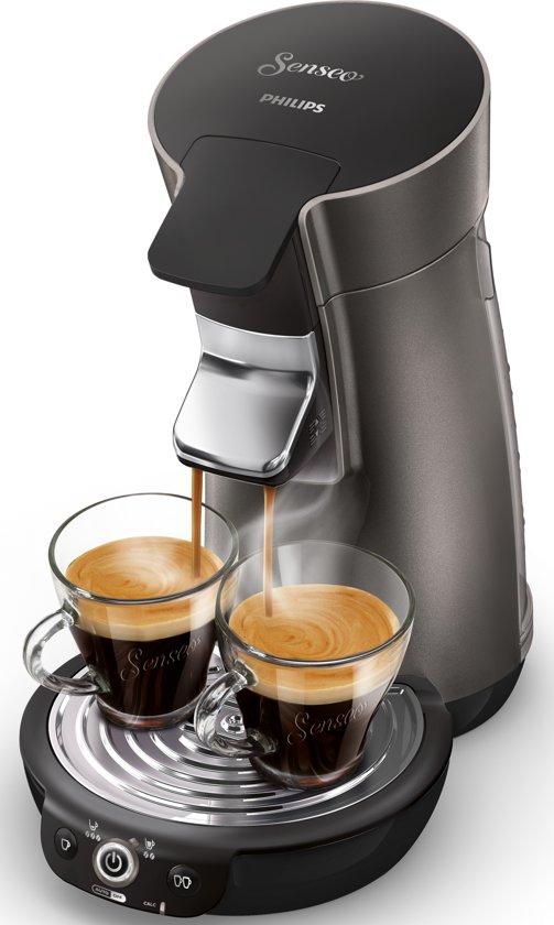 Philips Senseo Viva Café Donkergrijs HD7831/50