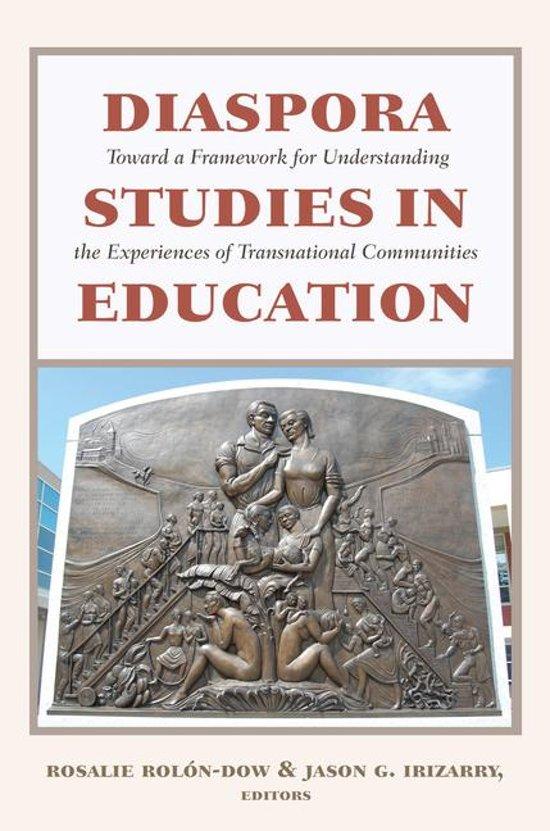 Diaspora Studies in Education