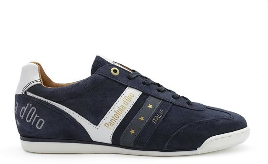 Pantofola D'oro Dentelle Daim Bleu Vasto j7tudJap8