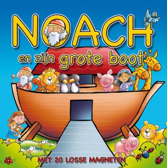 Noach en zijn grote boot