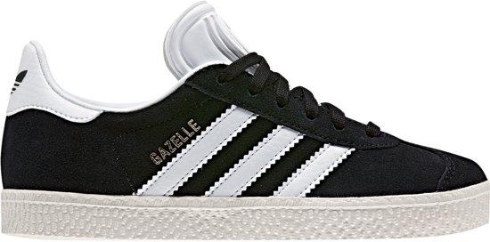 cd23f12eecc Adidas Jongens Sneakers Gazelle C - Zwart - Maat 33