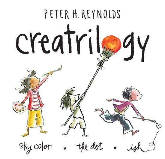 Boek cover Creatrilogy Boxed Set van REYNOLDS PETER H. (Hardcover)