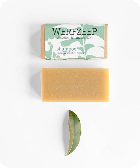Werfzeep Shampoo Blok