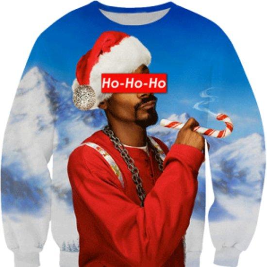 Ho Ho Ho kersttrui - XXL