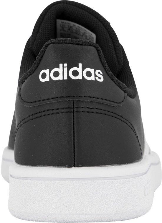 Adidas Dames Zwarte Grand Court Base