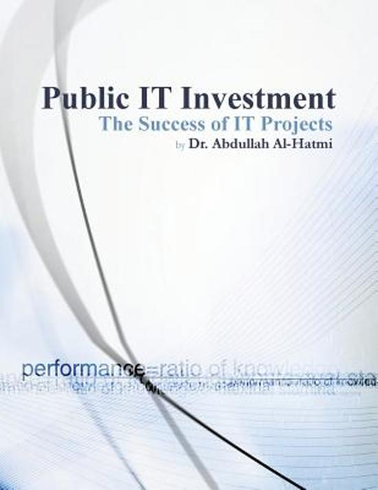 Public It Investment