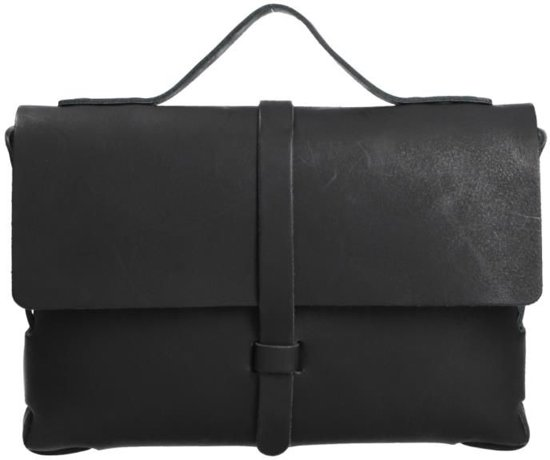72f42aa83d5 Elvy Bags Alanis Plain Crossbodytas - Black