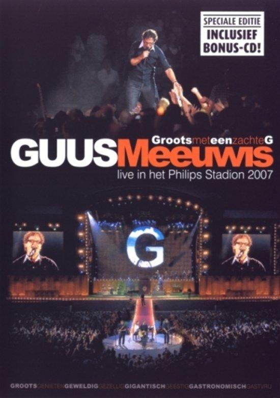 guus meeuwis groots met een zachte g 2013 dvd