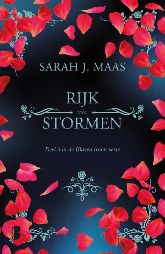 Glazen troon 5 - Rijk van stormen - Sarah J. Maas