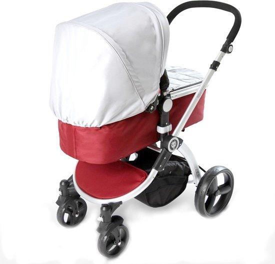 Infantastic Combi Kinderwagen 2 in 1 - Rood Blush
