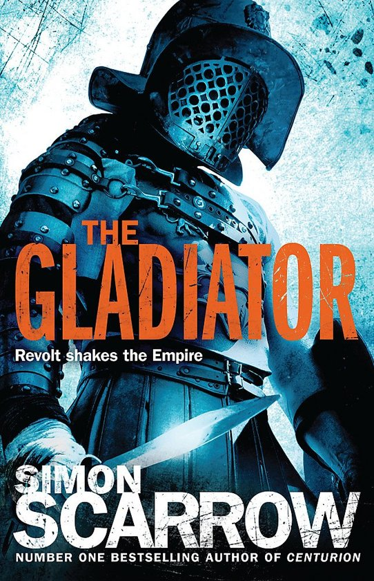 Boek cover The Gladiator (Eagles of the Empire 9) van Simon Scarrow (Paperback)