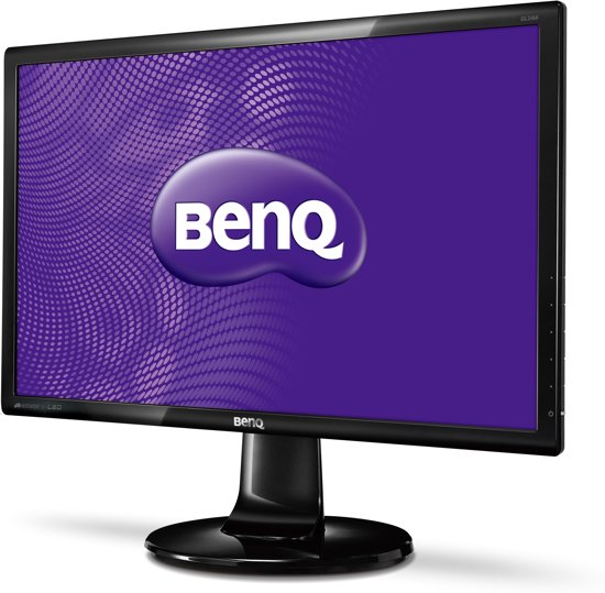 BenQ GL2460 - Full HD Monitor / VGA