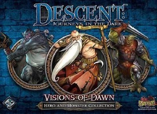 Afbeelding van het spel Descent Journeys in the Dark 2