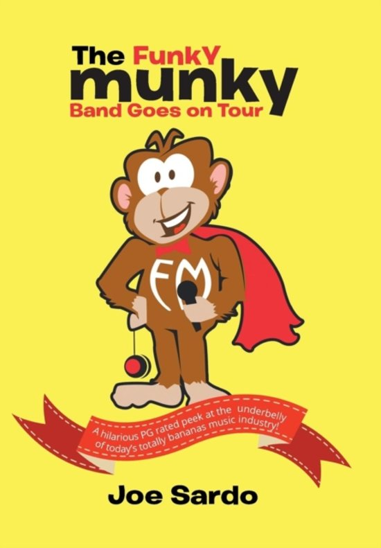 The Funky Munky Band Goes on Tour