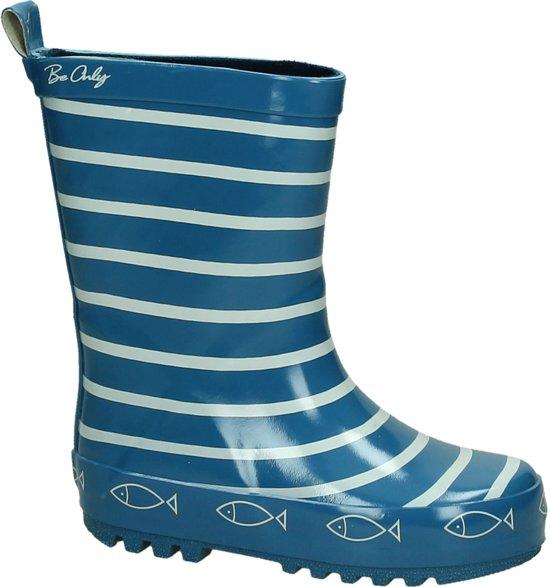 5d0170be27652 Be only - Timouss - Regenlaarzen - Jongens - Maat 28 - Blauw - Blue  electrique
