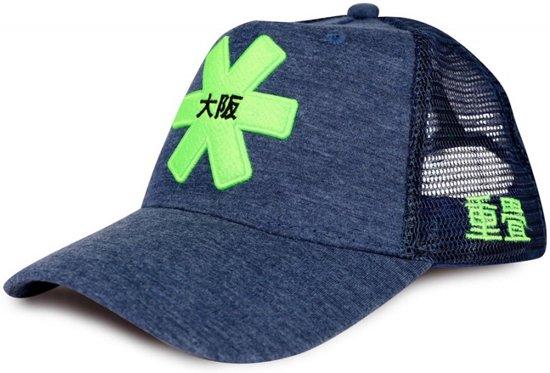 Osaka Trucker Cap - Accessoires  - blauw donker - ONE
