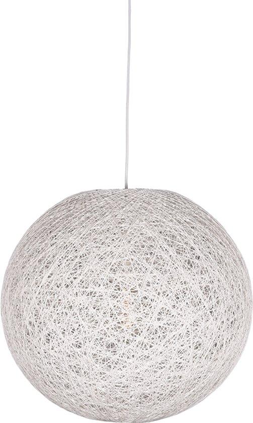 LABEL51 Twist - Hanglamp - 30 cm - Wit