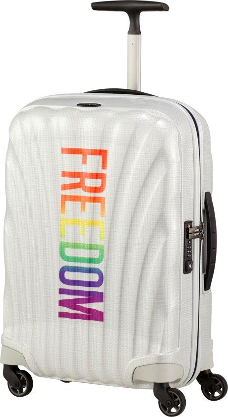 Samsonite Reiskoffer - Cosmolite Spinner 55/20 Fl2 Limited Edition (Handbagage) Freedom