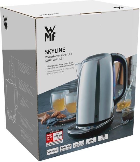 WMF Skyline Vario Waterkoker - 1,6 L