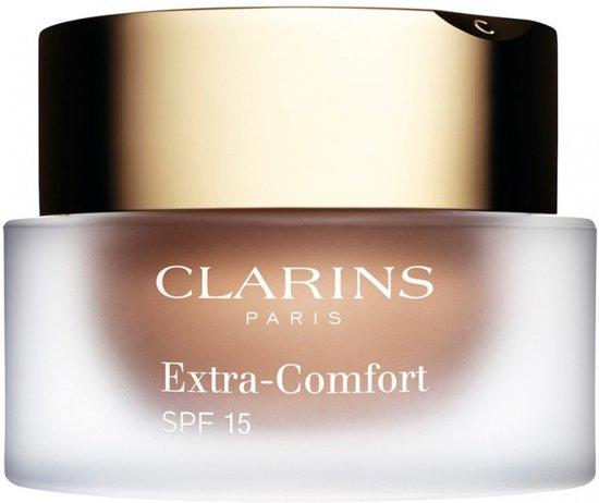 Clarins Extra-Comfort SPF15 Foundation Kleur 113 - Chestnut