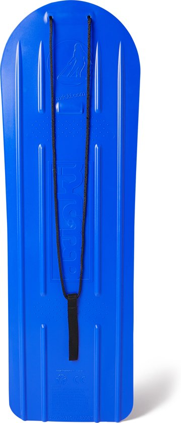 Axiski - Multi-terrein Slee & Ski-board - Blauw