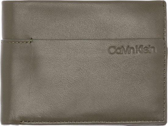 d59706b7dde Calvin Klein - Sliver - 5CC coin - heren portemonnee - camouflage