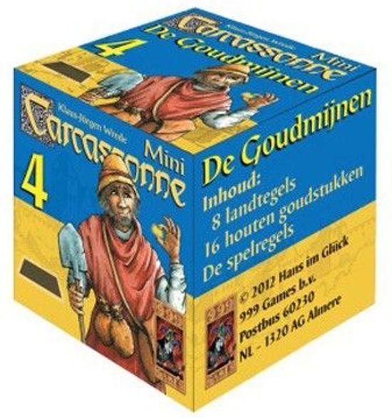 Afbeelding van het spel Carcassonne: Mini Uitbreiding De Goudmijnen