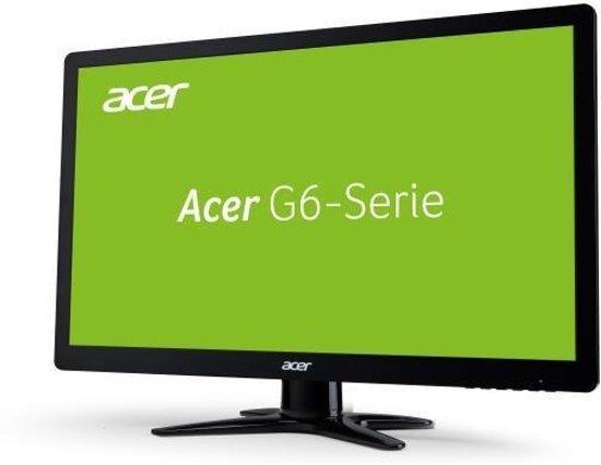 Acer G6 G246HLG 24'' Full HD LED Zwart computer monitor