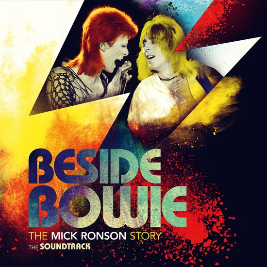 BESIDE BOWIE: THE MICK RONSON STORY The Film (Blu-Ray)