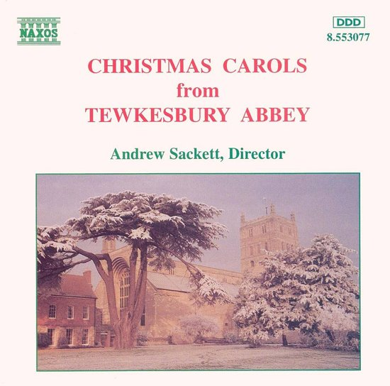Christmas Carols F. Tewkesbury