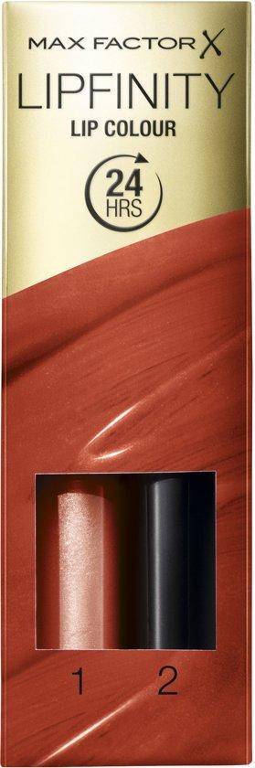 Max Factor Lipfinity Lip Colour Lipgloss - 140 Charming
