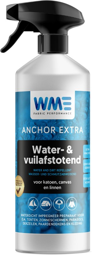 Wme Impregneermiddel - Waterdicht Anchor Extra - Spray - 1 Liter
