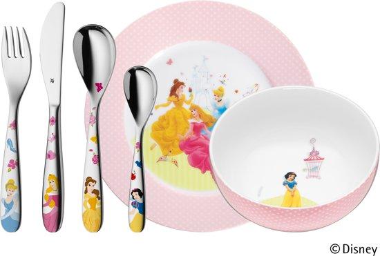 WMF Kinderbestek Disney's Princess - 6-delig