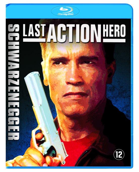 Cover van de film 'Last Action Hero'