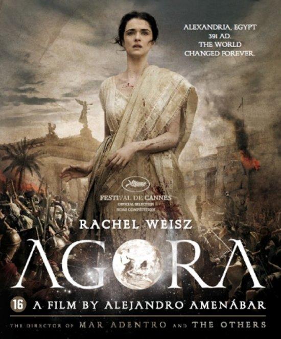 DVD cover van Agora (Blu-ray)