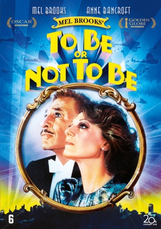 Cover van de film 'To Be Or Not To Be'
