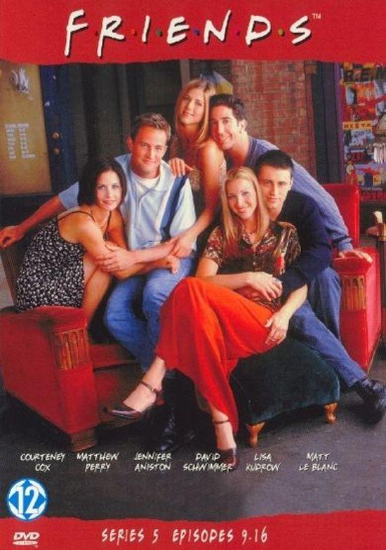 Friends - Series 5 (9-16)