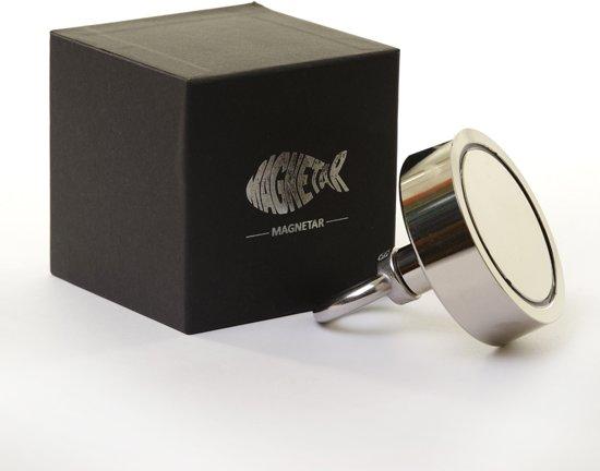 Sterke vismagneet met 350kg – Vismagneet van Magnetar- Neodymium magneet- Detector
