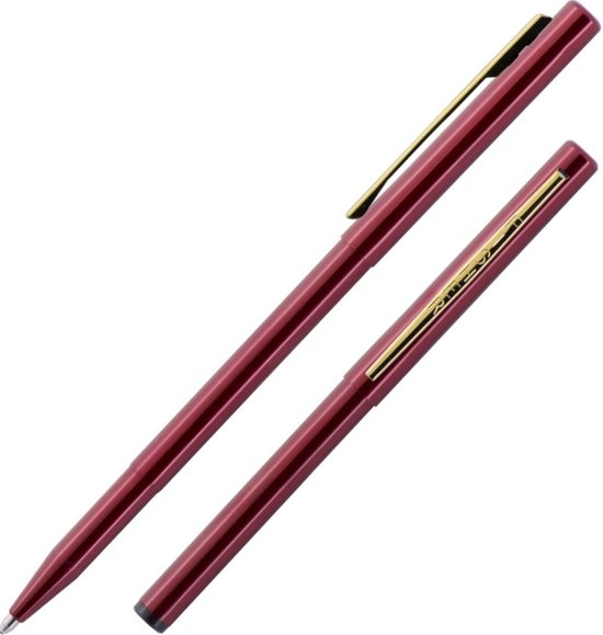 Stowaway Space Pen, Rood